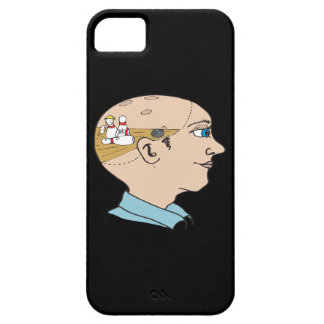 Bowling On The Brain iPhone 5 Cover