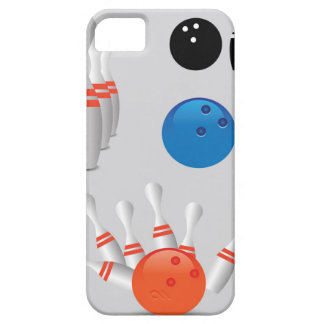 bowling pins case for the iPhone 5