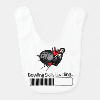 Bowling Skills Loading Bibs