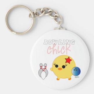 Bowling Soychick Keychain