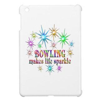 Bowling Sparkles iPad Mini Case