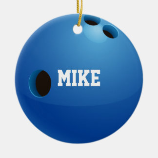 Bowling | Sport Gifts Ceramic Ornament