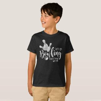 Bowling Sport T-Shirt