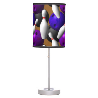 Bowling Table Lamp