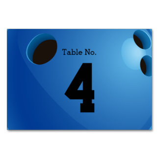 Bowling Table Number   Sport Gifts