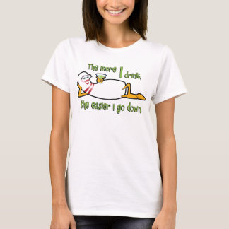 Bowling Team Shirt - The More I Drink