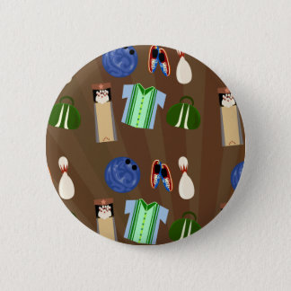 Bowling Time! 2 Inch Round Button