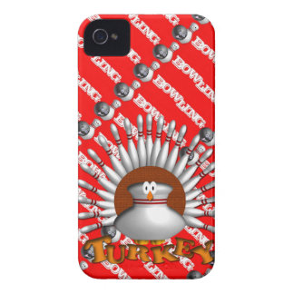 Bowling Turkey iPhone 4 Cases