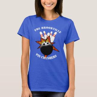 Bowling Womens T-Shirt