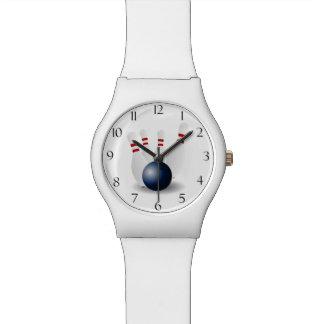 Bowling Wrist Watch
