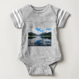 Bowman Lake Baby Bodysuit