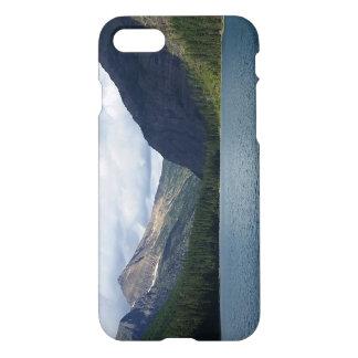 Bowman Lake - Glacier National Park Montana iPhone 7 Case