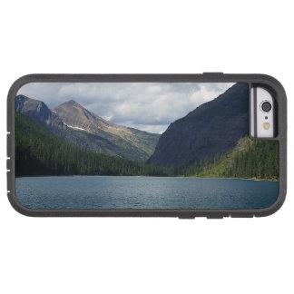 Bowman Lake - Glacier National Park Montana Tough Xtreme iPhone 6 Case