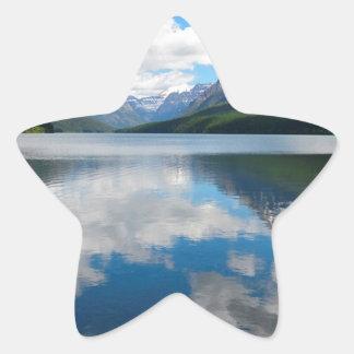 Bowman Lake Star Sticker