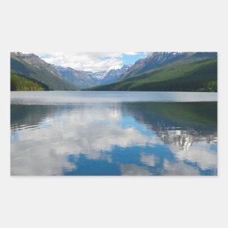 Bowman Lake Sticker