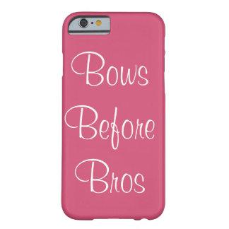 BowsBeforeBros Cheer Iphone6 Case