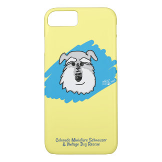 Bowser - Custom Schnauzer Cell Phone Case