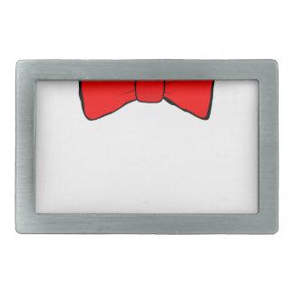 bowtie rectangular belt buckles