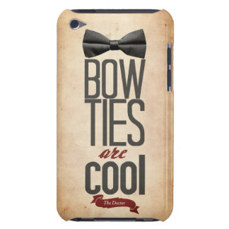 Bowties Are Cool Barely There iPod Covers