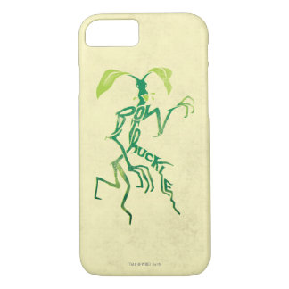 Bowtruckle Typography Graphic iPhone 7 Case