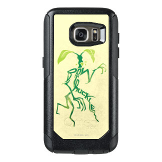 Bowtruckle Typography Graphic OtterBox Samsung Galaxy S7 Case