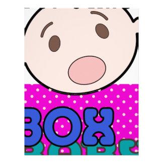 BOX BABY LETTERHEAD