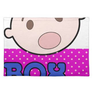 BOX BABY PLACEMAT