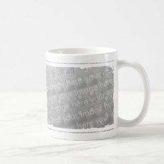 Box Border Mug Design