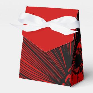 Box Details Elegant for Gift FLOWER TEXTURE Wedding Favor Boxes