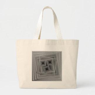 Box in Box... Large Tote Bag