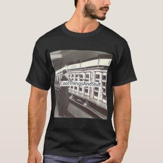Box Logo: NYSOM Automat, Manhattan T-Shirt