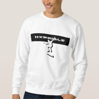 Box Logo Skate Crew Sweatshirt