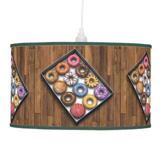 Box of Doughnuts Pendant Lamps