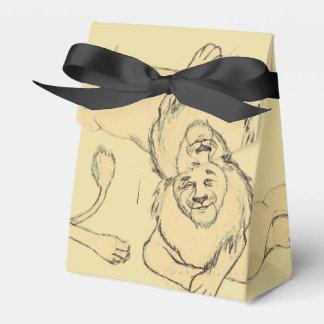 Box-Sketches7-Lion Favor Box