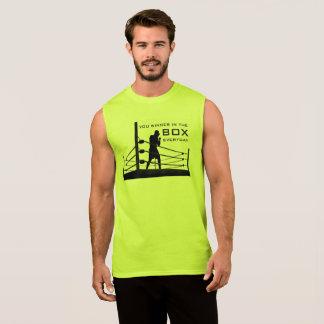 Box Sleeveless Shirt