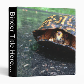 "Box Turtle - 1"" Binders"
