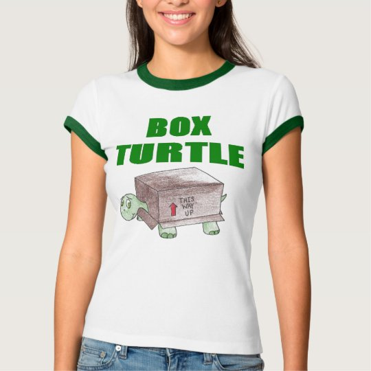 Box Turtle T-Shirt