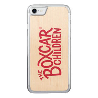 Boxcar Children Official Logo Carved iPhone 8/7 Case