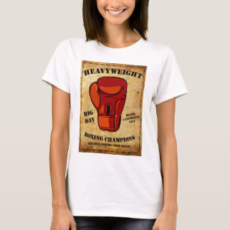 Boxe HEAVYWEIGHT T-Shirt