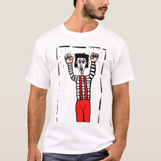 Boxed in Mime T-Shirt