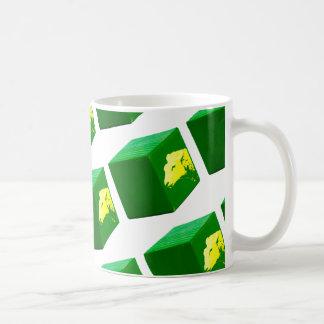 Boxed in Sheep Coffee Mug