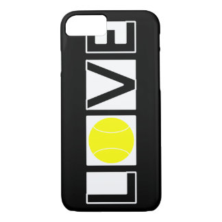 Boxed LOVE Tennis iPhone Case