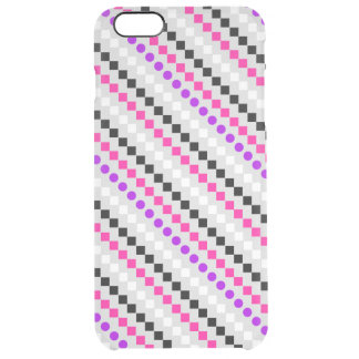 Boxed Stripe 2014 Clear iPhone 6 Plus Case