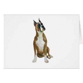 Boxer #1 card
