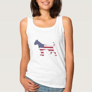 "Boxer ""American Flag"" Tank Top"