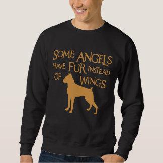 BOXER ANGEL SWEATSHIRT