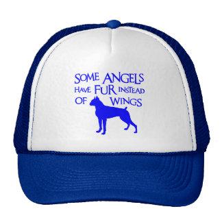 BOXER ANGEL TRUCKER HAT