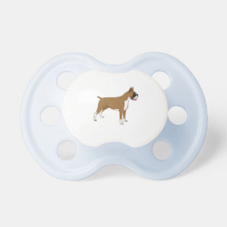 Boxer Baby Pacifiers