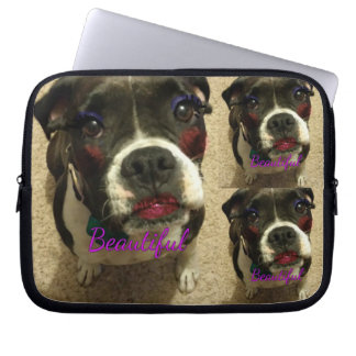 Boxer Beauty Tablet Sleeve Laptop Sleeves