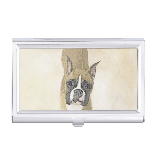 Boxer Business Card Cases